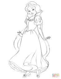 Small Picture Coloring Pages Top Free Printable Snow White Coloring Pages