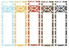 Binder Labels Free Lever Arch Spine Label Template Avery