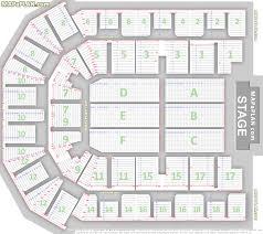 Lg Arena Seat Plan Royal Arena Copenhagen Seating Plan