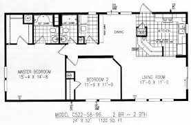 manufactured homes floor plans. 1,173 Sq. Ft. Manufactured Homes Floor Plans D