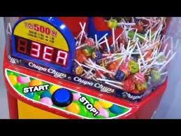 Chupa Chups Vending Machine Impressive CHUPACHUPS Vending Machine KC48 YouTube