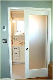 home depot pocket door hardware bathroom pocket door bathroom pocket doors pantry with glass frosted door