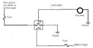 Headlights To Fog Light Relay Wiring Diagram Jeep Wrangler Jk