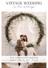 Hamburg 28 Januar 2018 Vintage Wedding