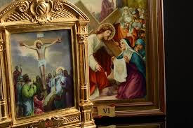 memorate the painful journey of christ through the way of the cross