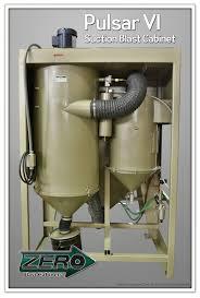 Clemco Industries Blast Cabinets Pulsar Vi Suction Blast Cabinet Florida Silica Sand Company