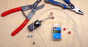 how to fix garage door sensorto Repair Garage Door Safety Sensor Wires