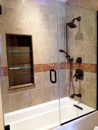 Fabulous Master Bathroom Remodel With Pretty Hanging Lamp Above - Bathroom remodeling san francisco
