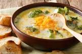 black eyed pea s broccoli cheese soup