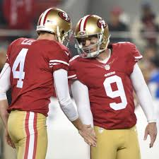 49ers Depth Chart 2015 Whats Next At Special Teams Heading