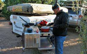 Camper Trailer Kitchen Camp Kitchen Box Trailer Kitchen Design
