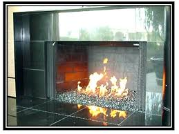 gas fireplace with glass rocks pertag convert gas log fireplace to glass rocks