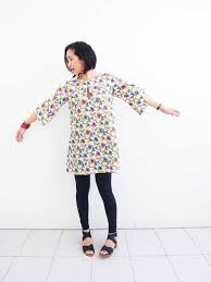 Tunic Patterns Adorable Tunic Dress Is This The Best Japanese Sewing Pattern Maker Sew