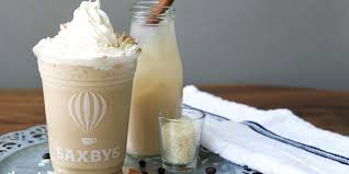 Transfer mixture to a covered jar or container and leave to soak at room temperature overnight. Our Brand New Frozen Horchata Saxbys Coffee A Certified B Corp With A Mission To Make Life Better