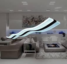 Wave Ceiling Light