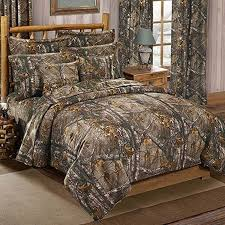 realtree xtra camouflage sheet set extra long twin size