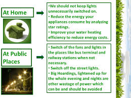 energy conservation ppt energy conservation
