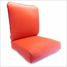 Exteriors Fabulous Sunbrella Deep Seat Patio Chair Cushion High
