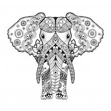 you are going to love these advanced coloring pages you are likely to love their or lack thereof even more free elephant