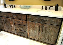 reclaimed wood cabinet doors. Rustic Reclaimed Wood Cabinet Doors O
