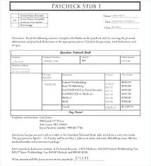 Free Paycheck Stubs Free Payroll Pay Stub Template Check Stubs Software 7