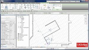revit ceiling in a regular floor plan cadclips
