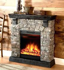 wonderful faux stone fireplace surround awesome for facade diy throughout modern mantel home depot idea hearth makeover installation cost