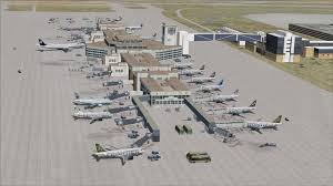 Denver Intl Kden Colorado Flight Simulator Addon Mod