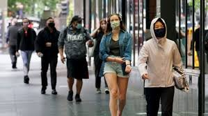 On the same day that victoria recorded 23 consecutive days of no new coronavirus cases or deaths while masks are still required in all inside settings, mr andrews said people would only need to wear premier daniel andrews announces the easing of some restrictions. Victoria Coronavirus Rules On Face Masks Should Be Clearer Experts Say Abc News