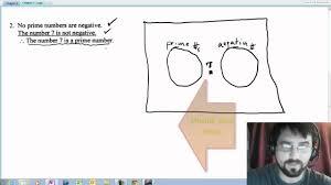 Venn Euler Diagram Problems Euler Diagrams Practice Problems 1 6 Youtube