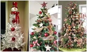 Christmas Decorations Designer Christmas Designer Christmas Tree Ideas 17