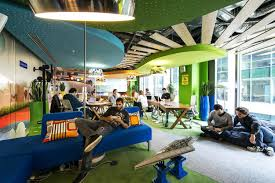 google office image gallery. Google Office Image Gallery. Headquarters Design Space Gallery Of Campus Dublin Camenzind Evolution A