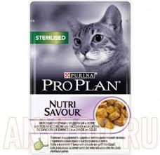 Пурина <b>Проплан паучи</b> для кошек купите Purina по ценам ...