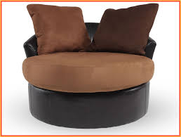 Round Sofa Chair Living Room Furniture Living Room Beige Fabric Swivel Sofa Chair Beige Fabric Swivel