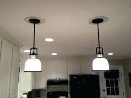 convert recessed light pendant. Change Recessed Light To Pendant Replace Fluorescent Convert Lights Converting Lighting Changing S
