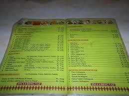 Coffee Menu Mesmerizing Menu Main Page Picture Of Lakshmi Coffee House Noida TripAdvisor