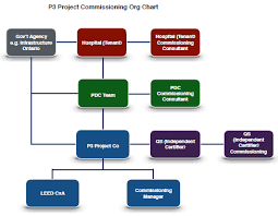 Pdc Chart P3 Commissioning Organization Chart Building Whisperer