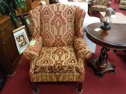 Paisley Sofa interior design paisley accent chair es with red carpet 5750 by uwakikaiketsu.us