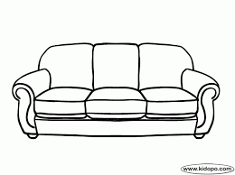 couch clipart black and white. Beautiful Couch Couch Clipart Black And White In Couch Clipart Black And White T