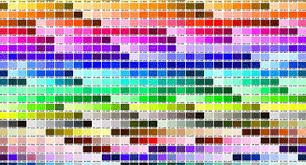 Pantone Matching System Color Chart Best Picture Of Chart
