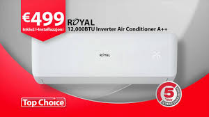 royal air conditioning. Fine Royal Royal A Inverter Air Conditioner  Top Choice TV Advert Inside Conditioning C