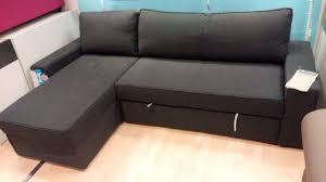 sectional sofa bed ikea. IKEA Vilasund 2 Seat Sofabed With Chaise Sectional Sofa Bed Ikea