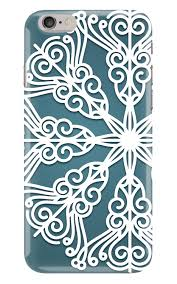 Iphone 6 Plus Cover Designer Iphone 6s 6 Plus Designer Back Cover Ethnic Stich Design Glossy Finish By Dressmyphone