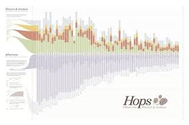 Hop Poster Flavor Bitterness And Aroma Beer Brewing