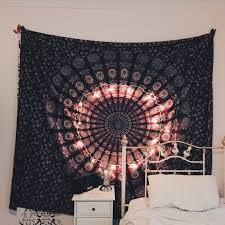 Tapestry Bedroom Mandala Tapestry Tumblr Google Search Mandalas Pinterest