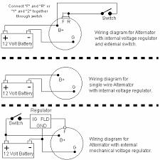 4 wire alternator wiring diagram annavernon readingrat net Tractor Alternator Wiring Diagram gm alternator mytractorforum the friendliest tractor forum, wiring diagram ford tractor alternator wiring diagram