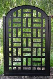 Small Picture 79 best Gates images on Pinterest Metal gates Doors and Garden gate
