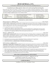 Example Of Resume For Accountant Cpa Resume Example RESUME 13