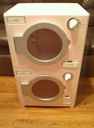 kenmore kids washer and dryer. pottery barn kids pink retro kitchen washer dryer retired will ship | ebay kenmore and o