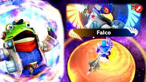 Star Fox Mechanic World Of Light Super Smash Bros Ultimate World Of Light Starfox World
